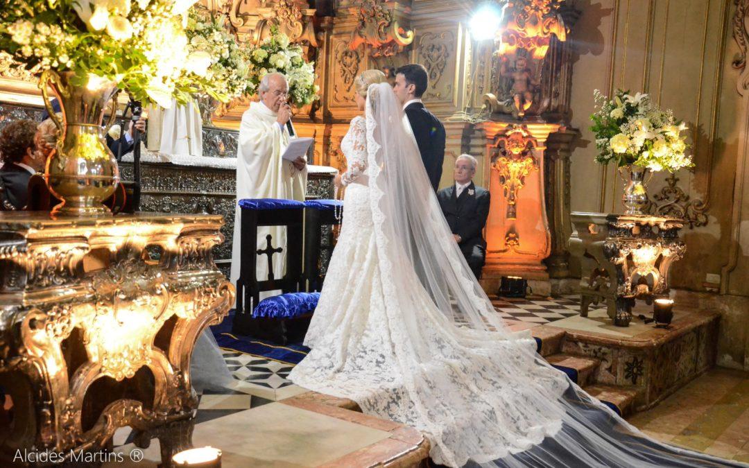 Gabriela e Cezar – Igreja Monte do Carmo – 15.07.2017