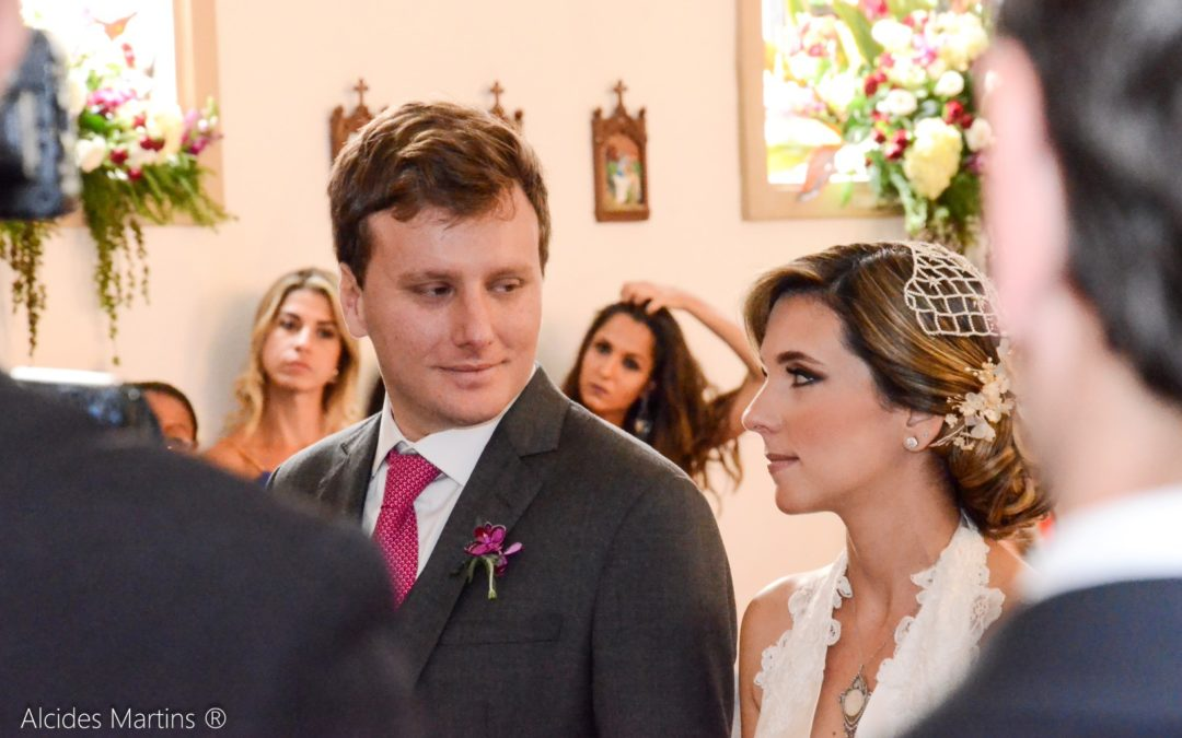Manuela e André – Capela Santa Ignes – 05.08.2017