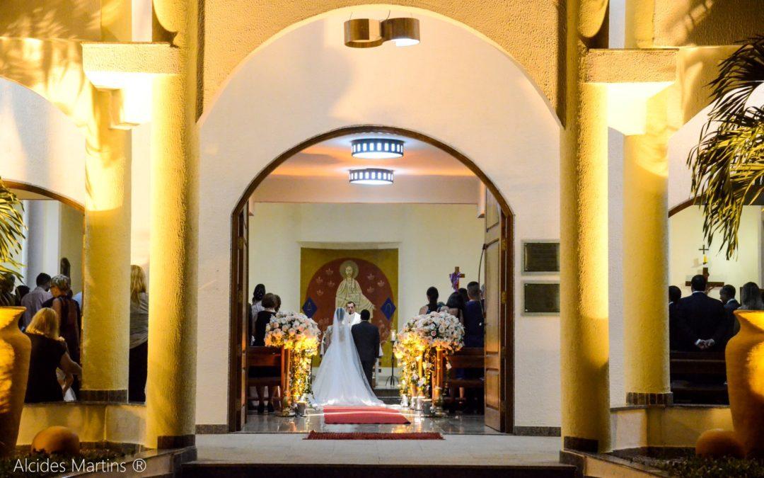 Marta e Rafael – Capela Nossa Senhora de Fátima (Ilha do Governador) – 08.04.2017