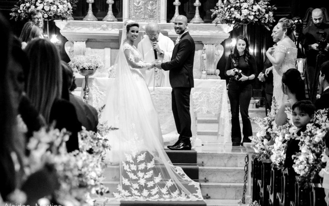 Nathalie e Guilherme – Paróquia Santa Margarida Maria – 13.10.2017.
