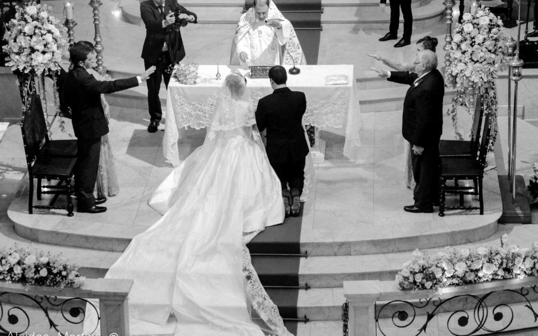 Isabela e João – Paróquia Santa Margarida Maria – 28.10.2017.
