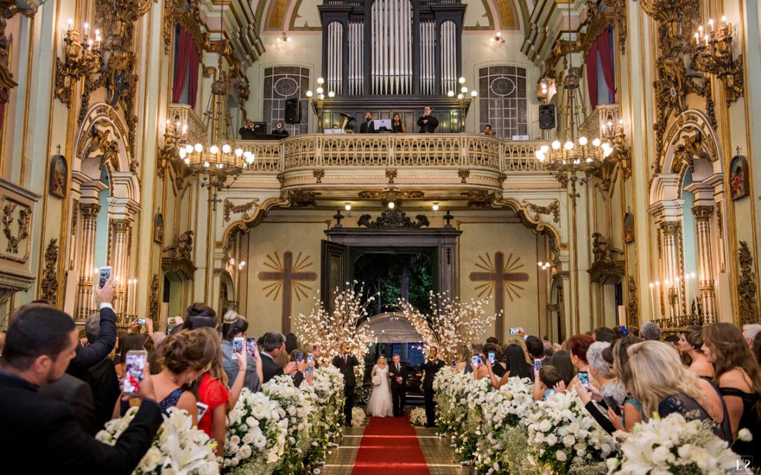 Krissie e Delvan – Igreja São José – 09.12.2017