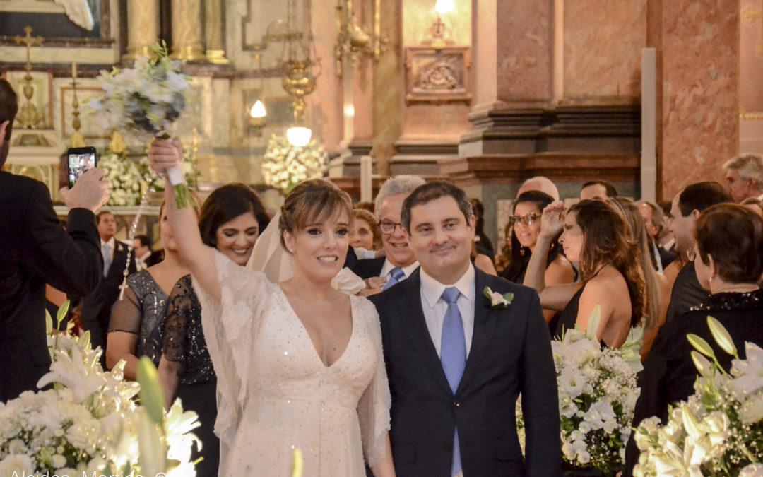 Fernanda e Felipe – Igreja Santo Inácio – 17.03.2018.