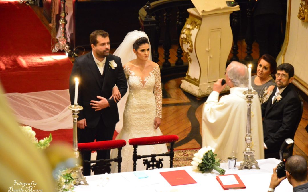 Lia e Moyses – Igreja Antiga Sé – 15.08.2018