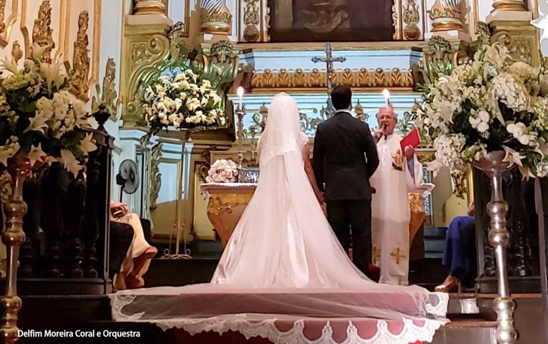 Isabel e Antonio – 01.09.2018 – Igreja Antiga Sé