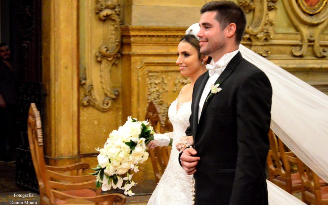 Daniela e Michael – 29.09.2018 – Igreja São Francisco de Paula (18:00H)