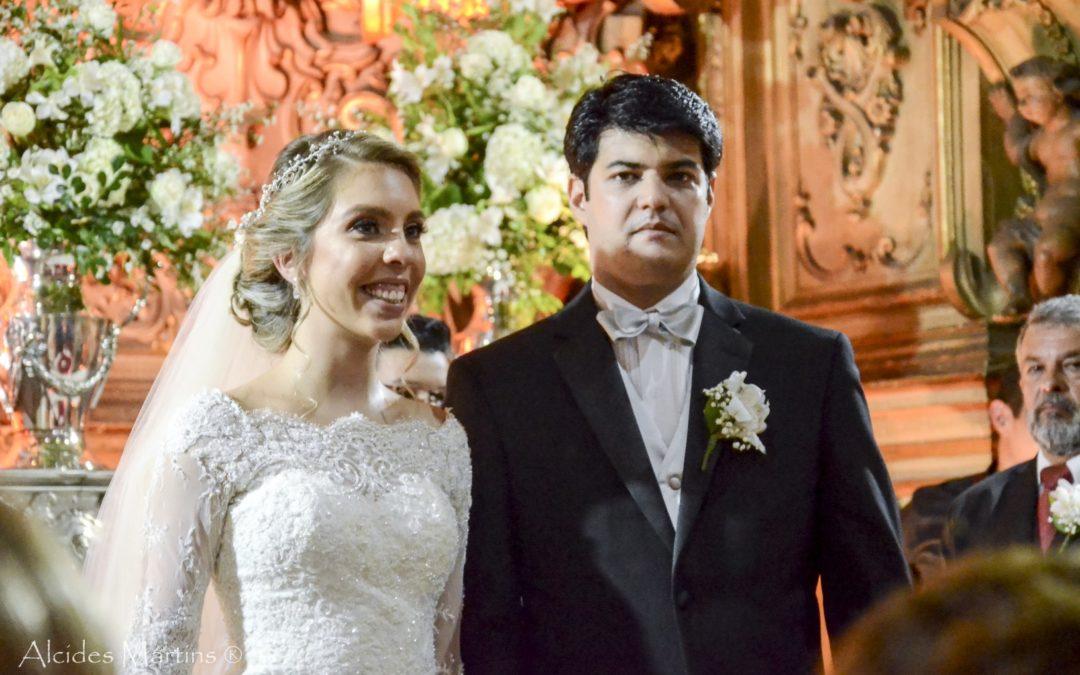 Maria Eduarda e Caio – 16.02.2019 – Igreja Monte do Carmo (18:00H)