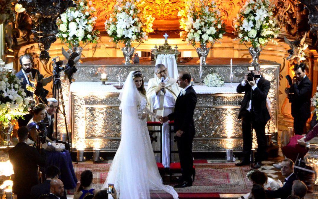 Flávia e Mário – 18.05.2019 – Igreja Monte do Carmo