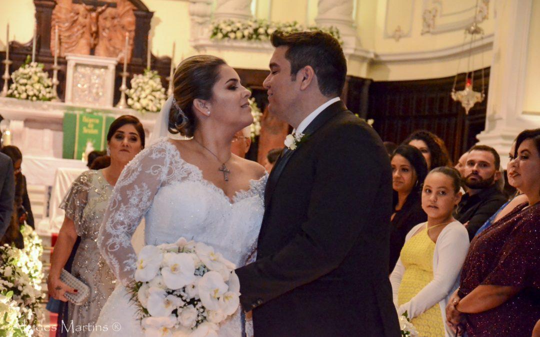 Juliana e Fred – Paróquia Santa Margarida Maria – 22.06.2019
