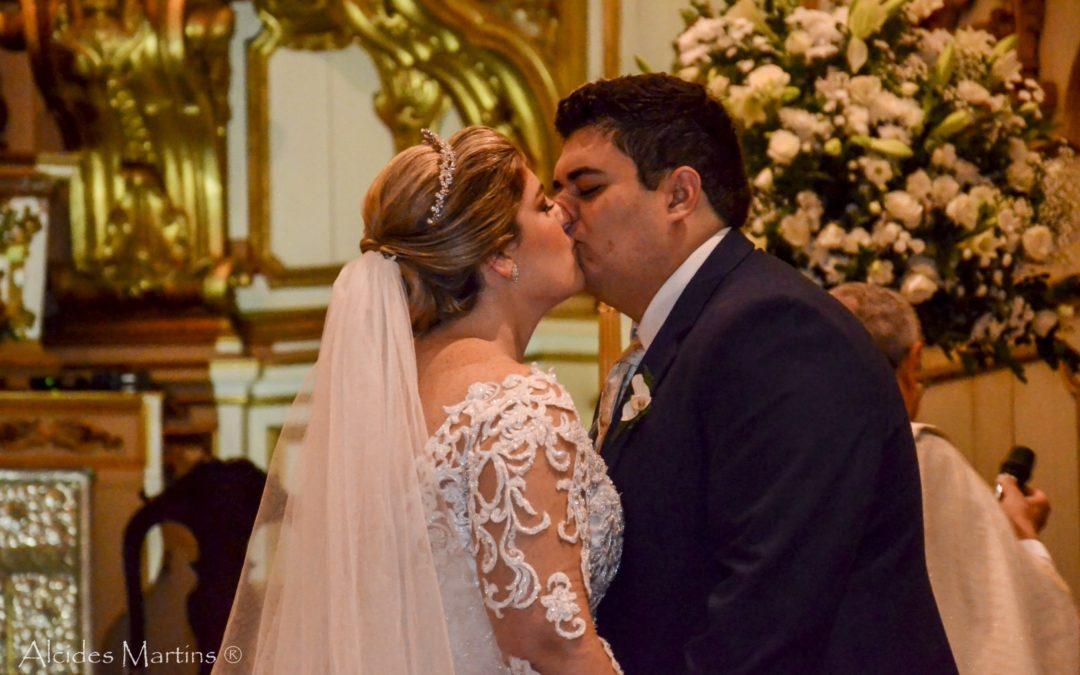 Fernanda e Caio – 20.07.2019 – Igreja Antiga Sé