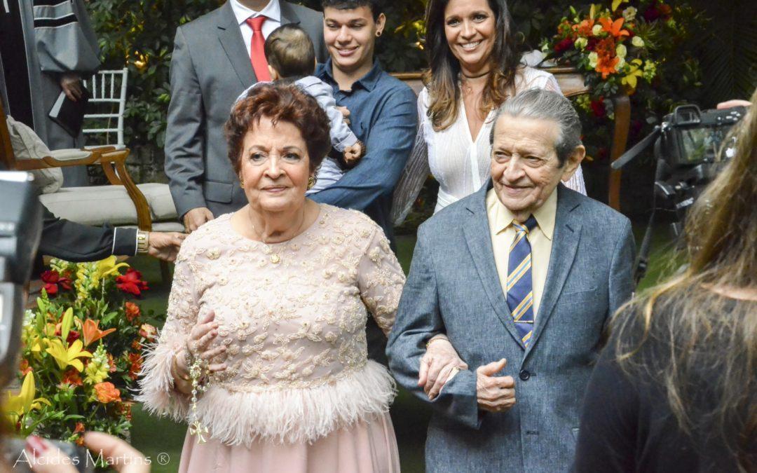 Maria de Lourdes e Ney (BODAS DE OURO) – 25.08.2019 – Spazio Itanhangá.