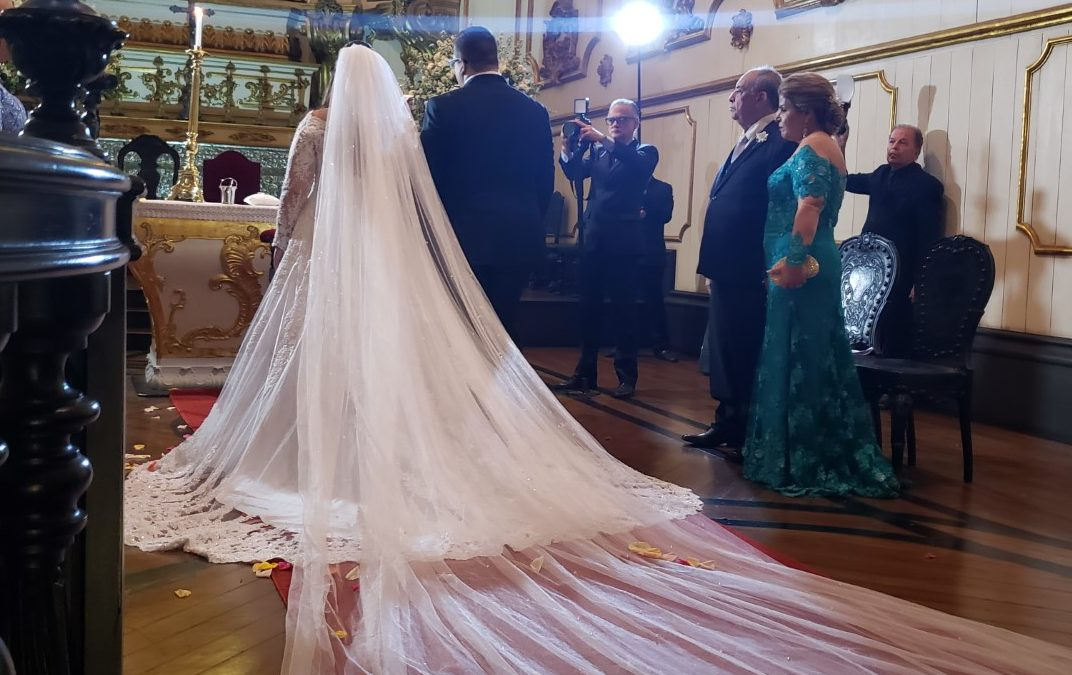 Letícia e Pedro – 14.09.2019 – Igreja Antiga Sé