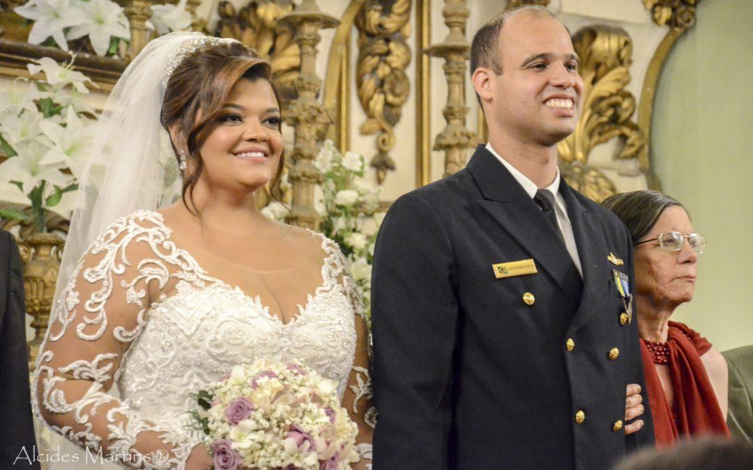 Amanda e Alexandre – 31.08.2019 – Igreja São José