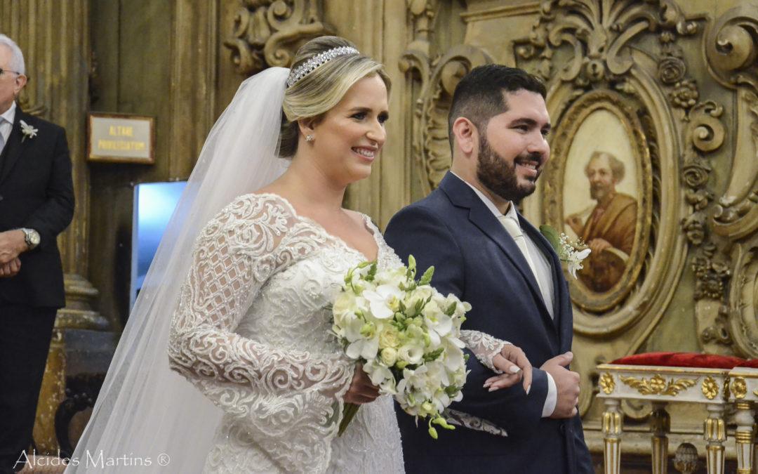 Raquel e João – 28/09/2019 – São Francisco de Paula (20:00H).