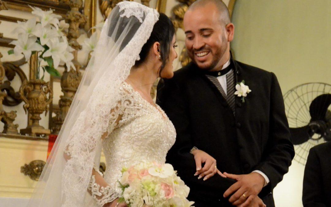 Dayanne e Gerson – 16.11.2019 – Igreja São José