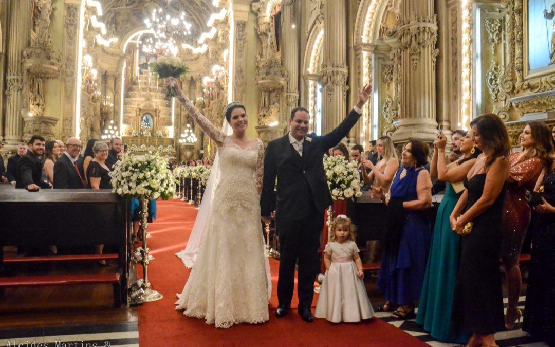 Carolina e João Paulo – 19.10.2019 – Igreja São Francisco de Paula