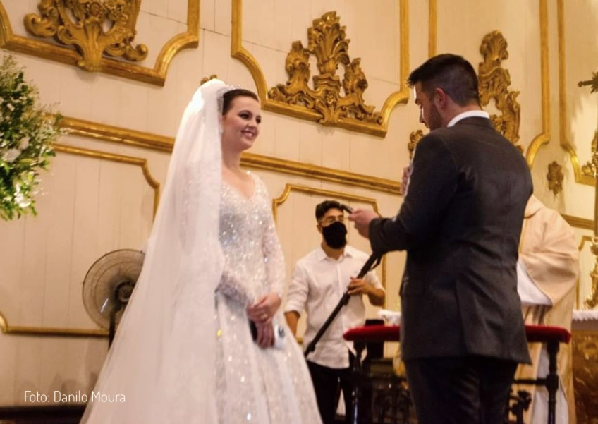 Isabela e Caio – Igreja Antiga Sé – 16.01.2021